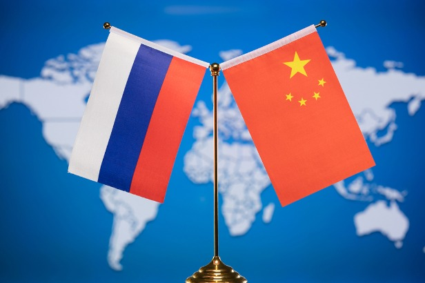 Sino-Russian pact promotes global stability