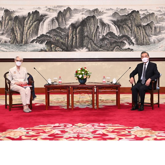 Tianjin talks: With candor came another encounter