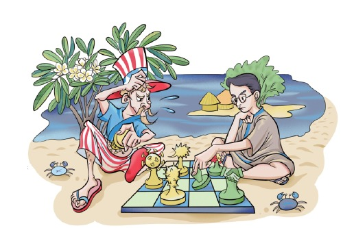 SE Asian nations are not US pawns