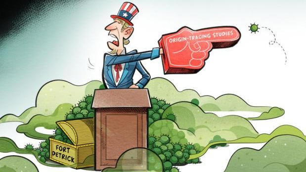 US uses politics of fear to target China