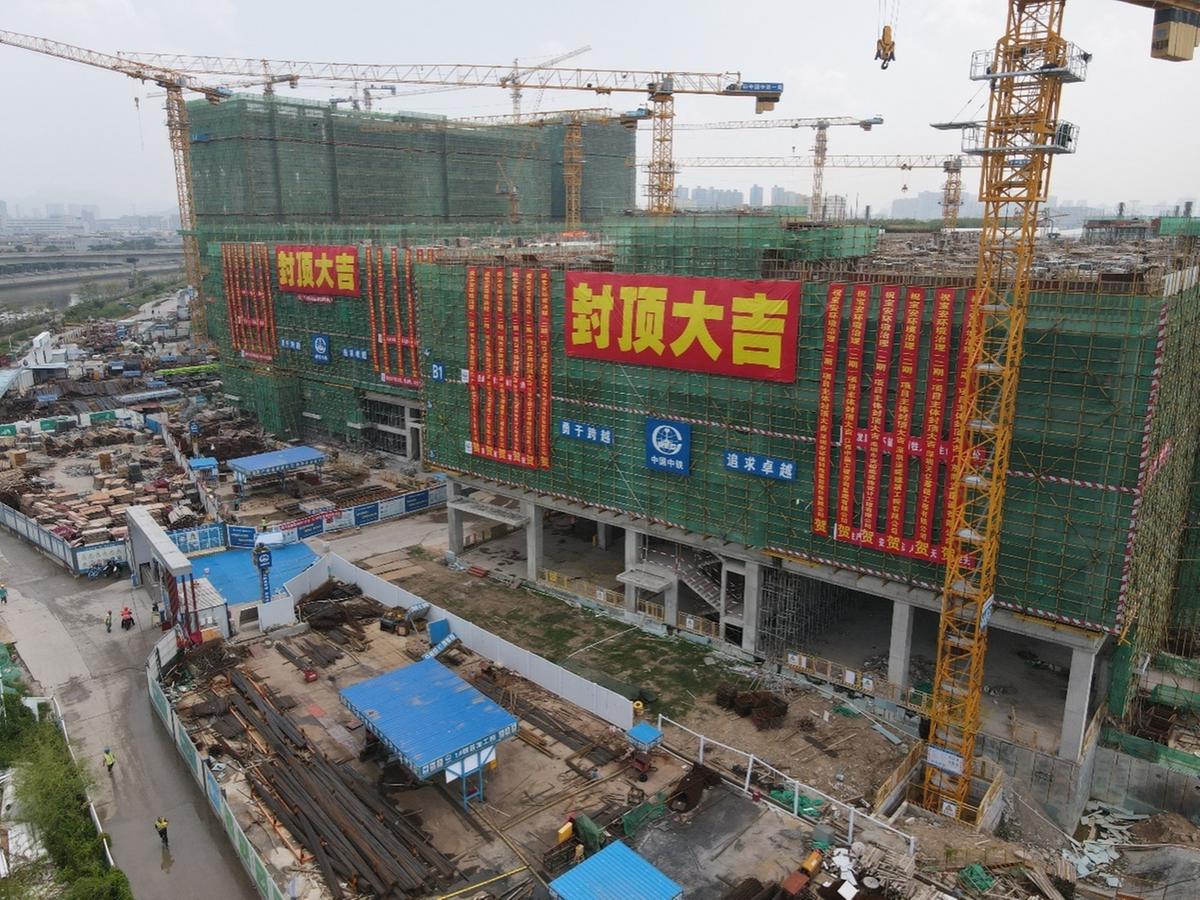 深圳市污水处理工程即将投产