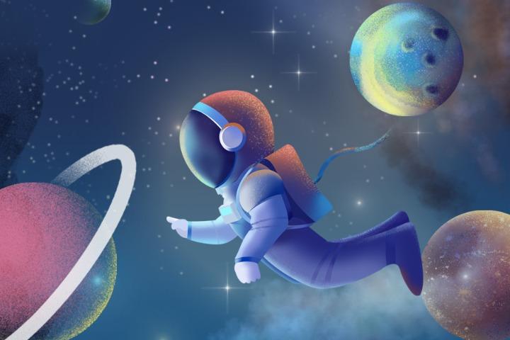 把科幻迷带到无穷远和更远的地方