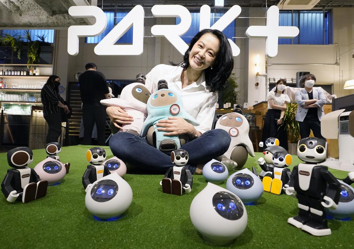 机器人咖啡馆提供好的机器