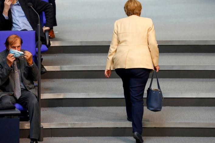 World badly needs leaders like Angela Merkel