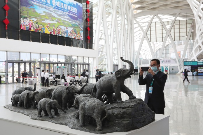 Yunnan ideal to host UN biodiversity meeting