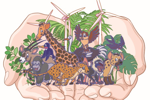 Mobilize finance for climate, biodiversity