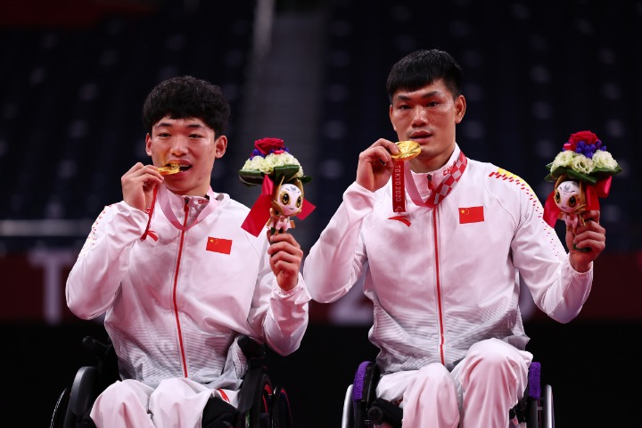 Paralympic medals reflect human rights success