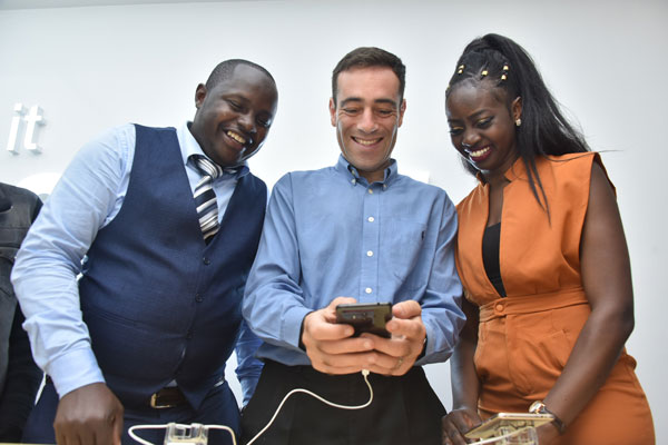 Huawei launches Mate 10 series in Kenya