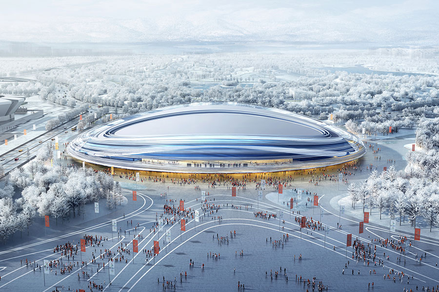Sustainability' key for 2022 Winter Olympics - Chinadaily.com.cn