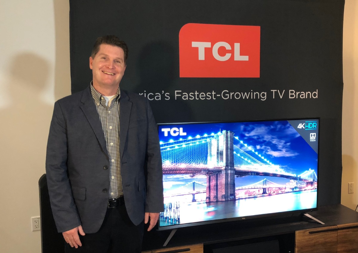 TCL unveils new TVs for US - World - Chinadaily com cn