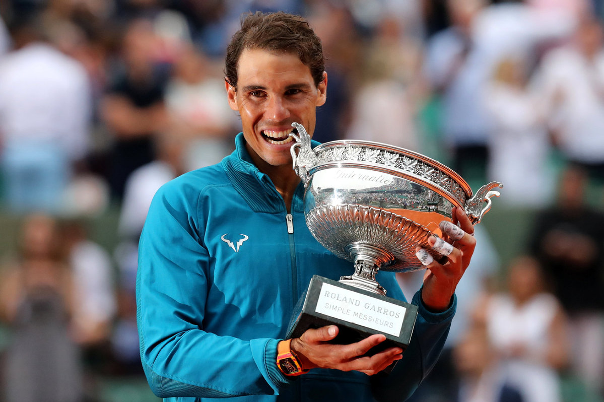 Nadal sweeps Thiem to claim 11th title at Roland Garros ...