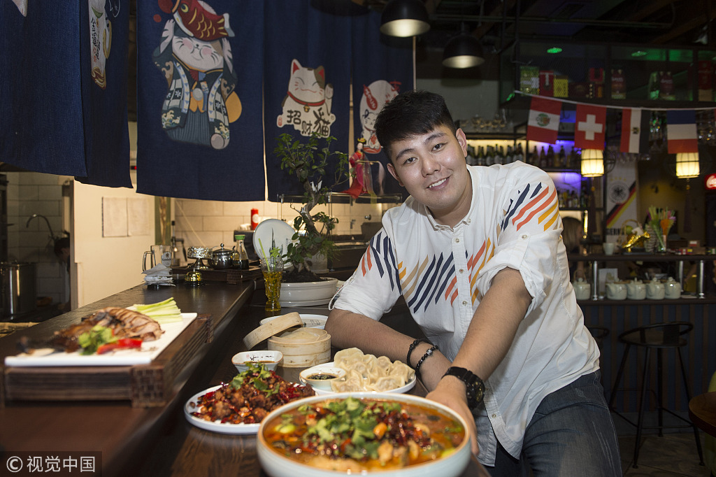 Chinese Cuisine Scores A Goal In Russia Chinadaily Com Cn