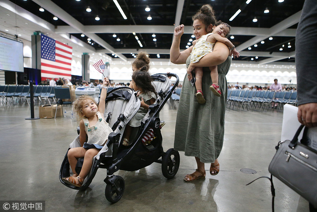 Trump Administration says 1,820 children reunited - USA