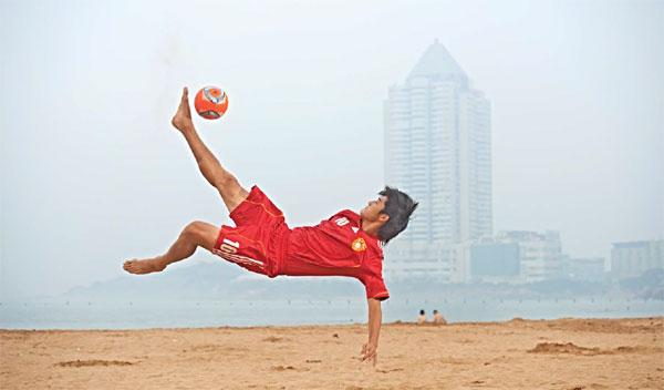 Asian Games 2020 Soccer.China S Sanya To Host 2020 Asian Beach Games Chinadaily Com Cn