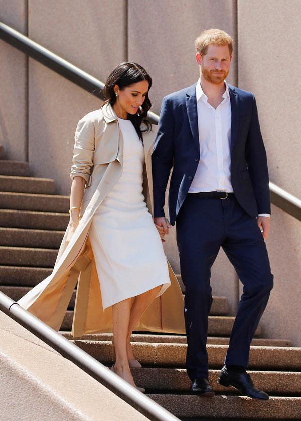 梅根和哈里的孩子,竟然不是公主和王子!怎么回事?