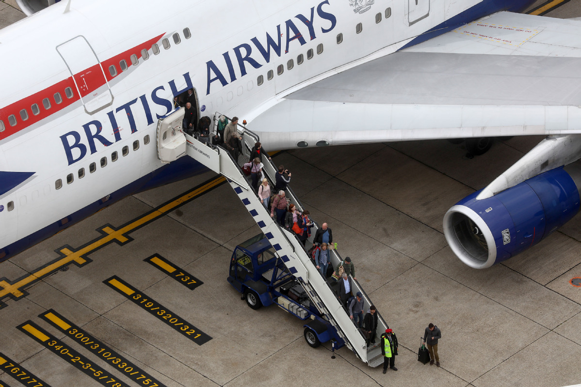 British Airways offering bespoke experiences - Chinadaily.com.cn