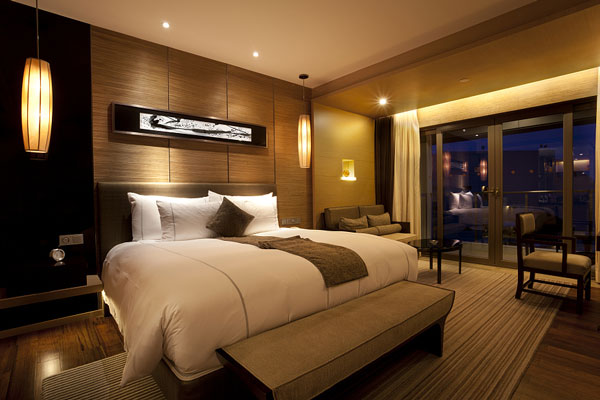 Luxury Hotel Room Of A Five Star File Photo Vcg