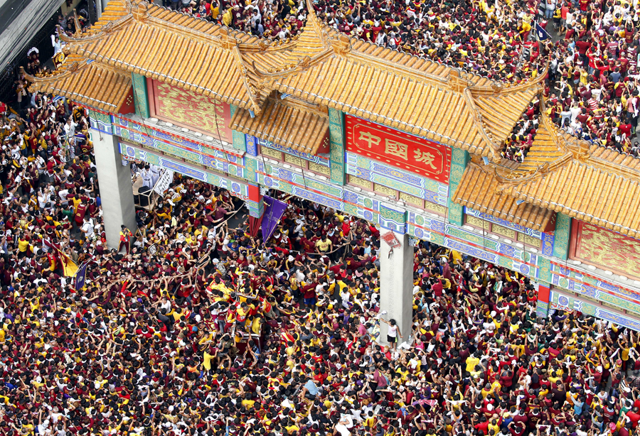 Exploring World S Oldest Chinatown World Chinadaily Com Cn