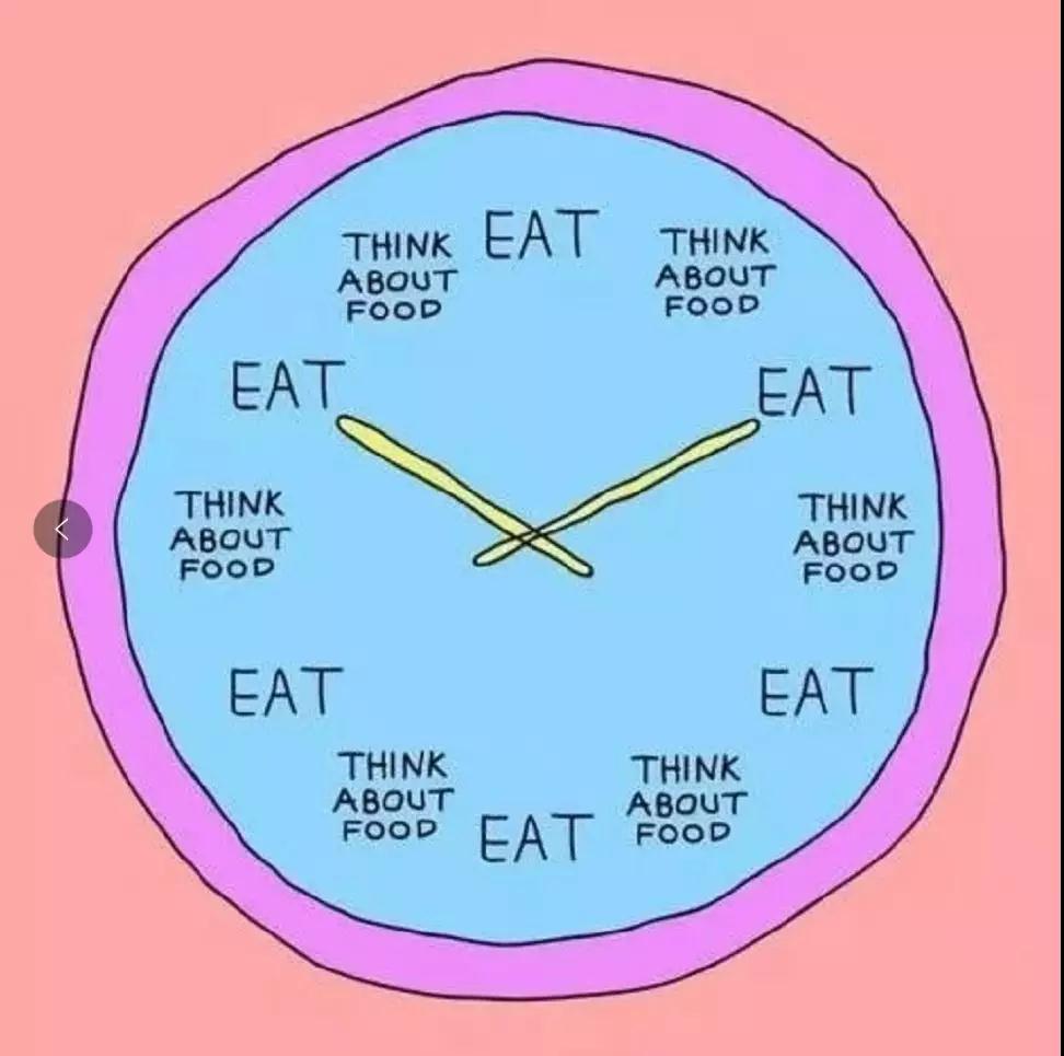 为什么你明明不饿,却总想吃东西?科学说明来了!