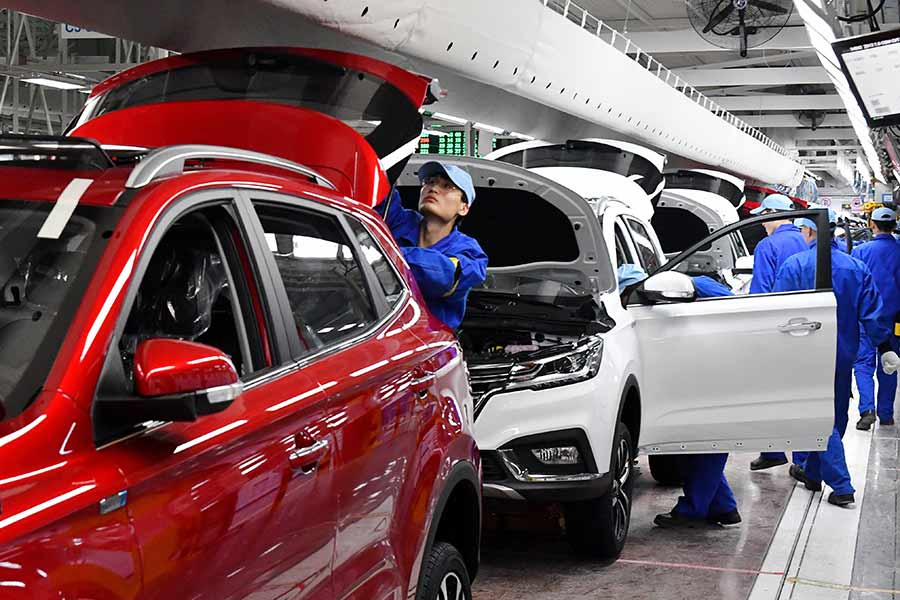 China to simplify auto investment procedures - Chinadaily.com.cn