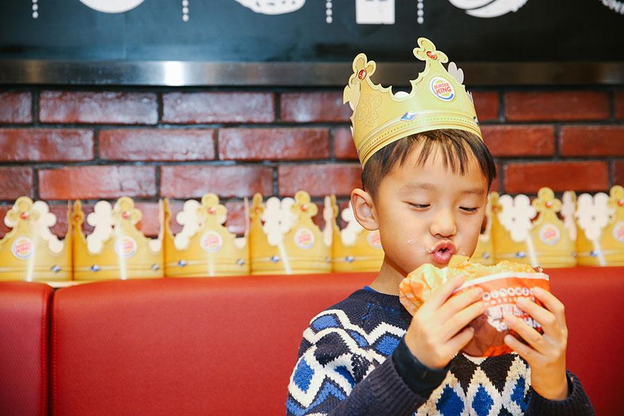 Rapid Growth On Burger King S Mainland