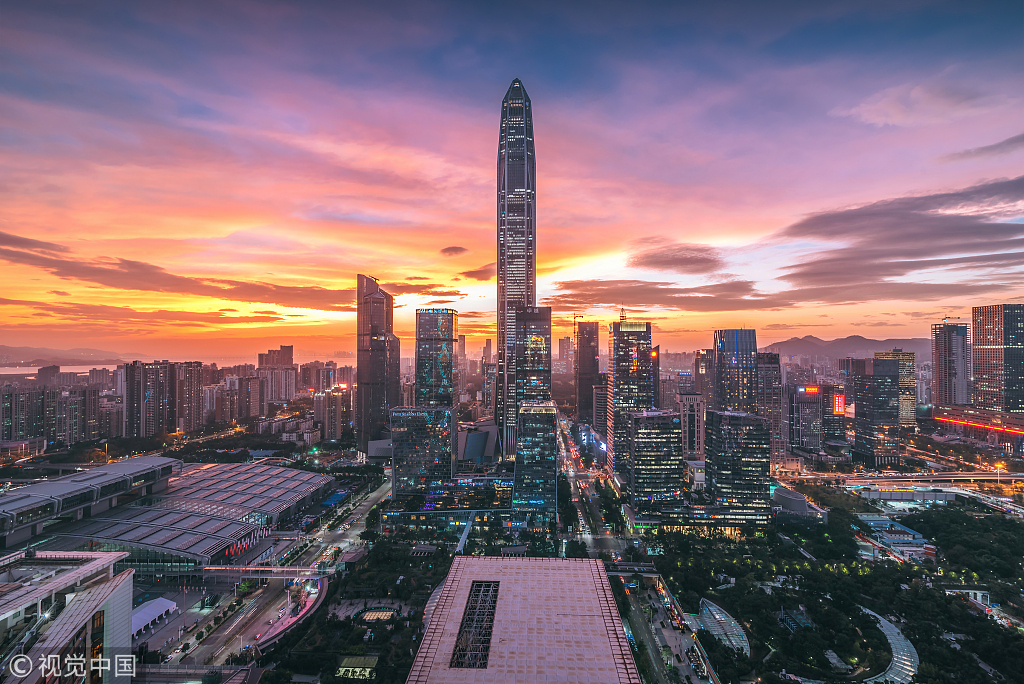 Shenzhen surpasses HK in GDP - Chinadaily com cn