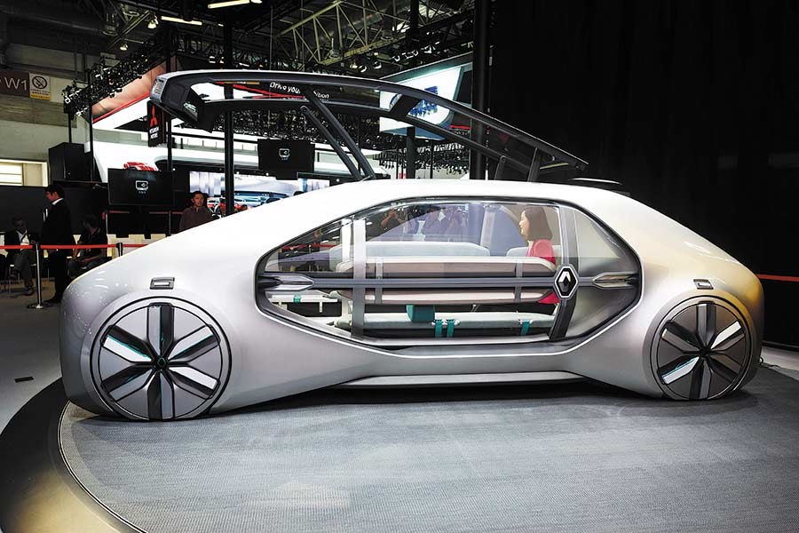 Auto Driving Car >> Clearer View On Self Driving Cars Offered In Road Tests