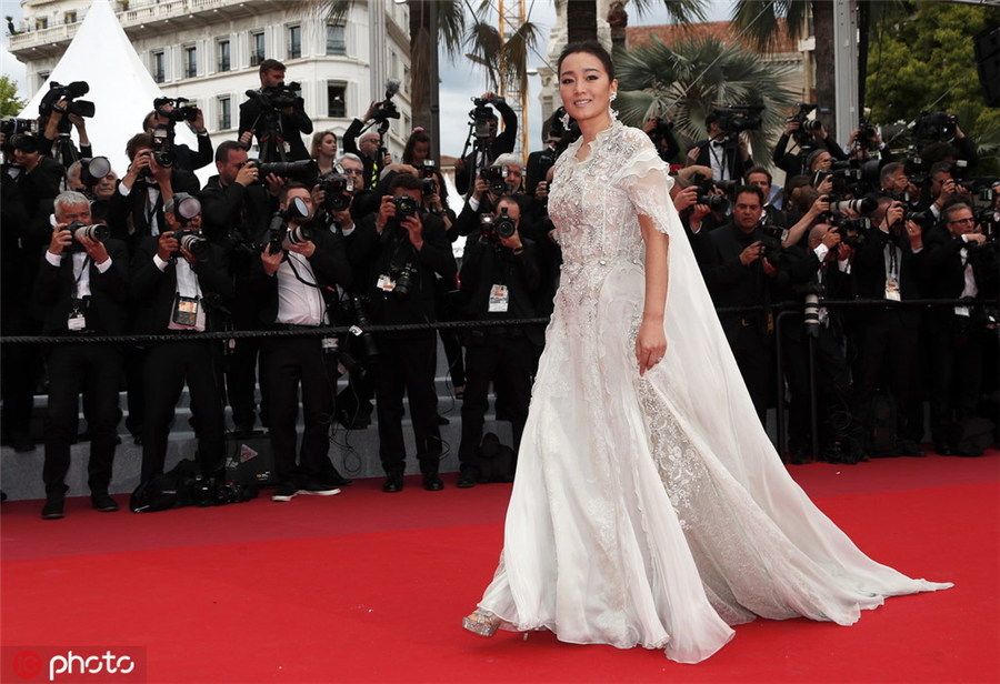Asian stars shine - and bore - on the Cannes red carpet