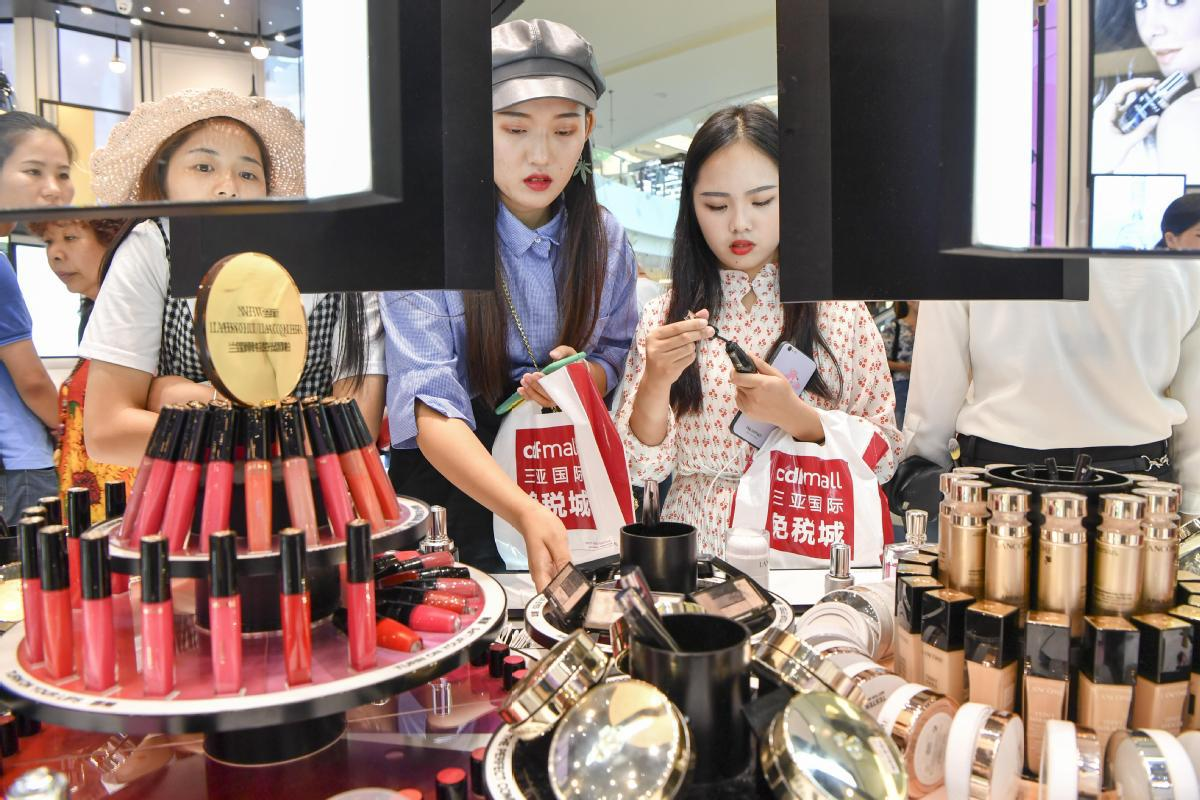 Chinese consumer trend shows instant purchasing habits - Chinadaily.com.cn