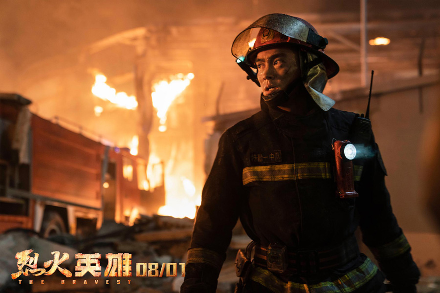 Chinese films based on real events resonate with audiences ...
