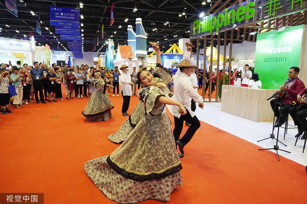 China Asean Expo Attracts Buyers From Across The World Chinadaily Com Cn