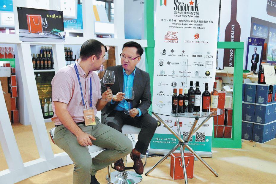 Italian wines see rosy future in China - Chinadaily.com.cn