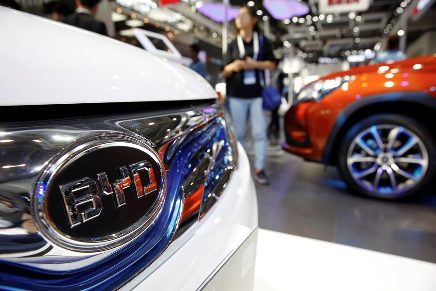 BYD, Toyota to form joint venture on BEV R&D - Chinadaily.com.cn