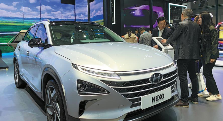 International Vehicle Importers >> Hyundai Pushes Ahead With Mobility Strategy Chinadaily Com Cn