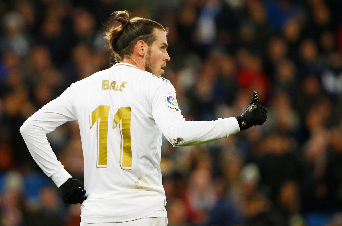 Real Madrid Beat Real Sociedad 3 1 As Bale Booed In Bernabeu