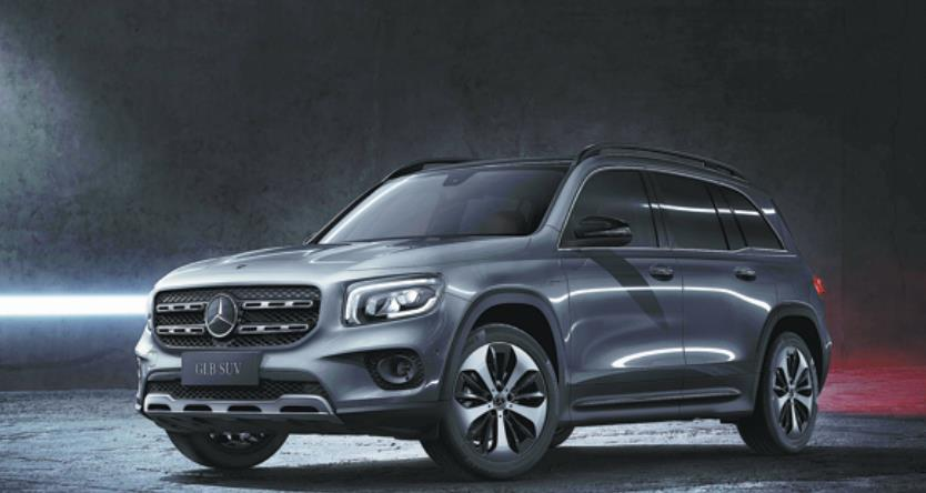 Luxury Mercedes Glb Launched Chinadaily Com Cn