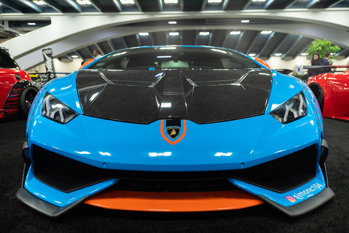 San Francisco Sports Cars >> Cool Cars At San Francisco International Auto Show