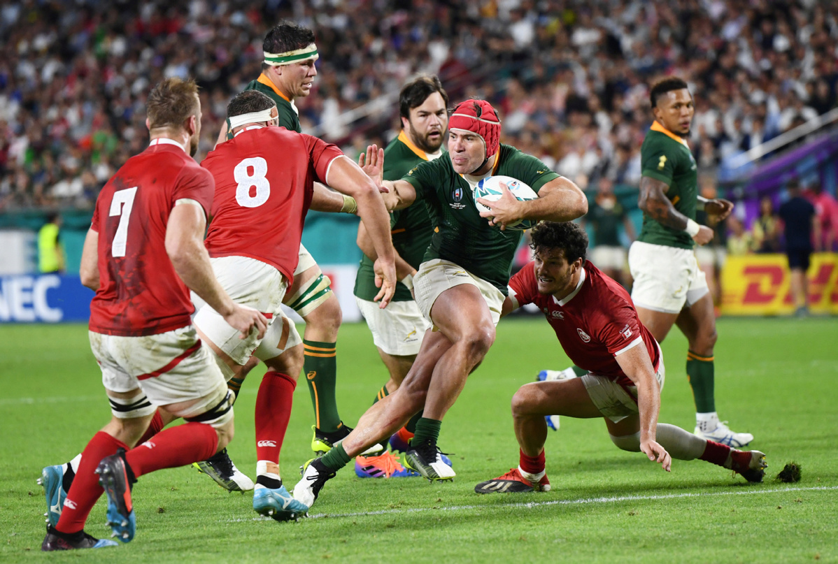 Africa hopeful of three rugby sevens teams at 2020 Olympics ...