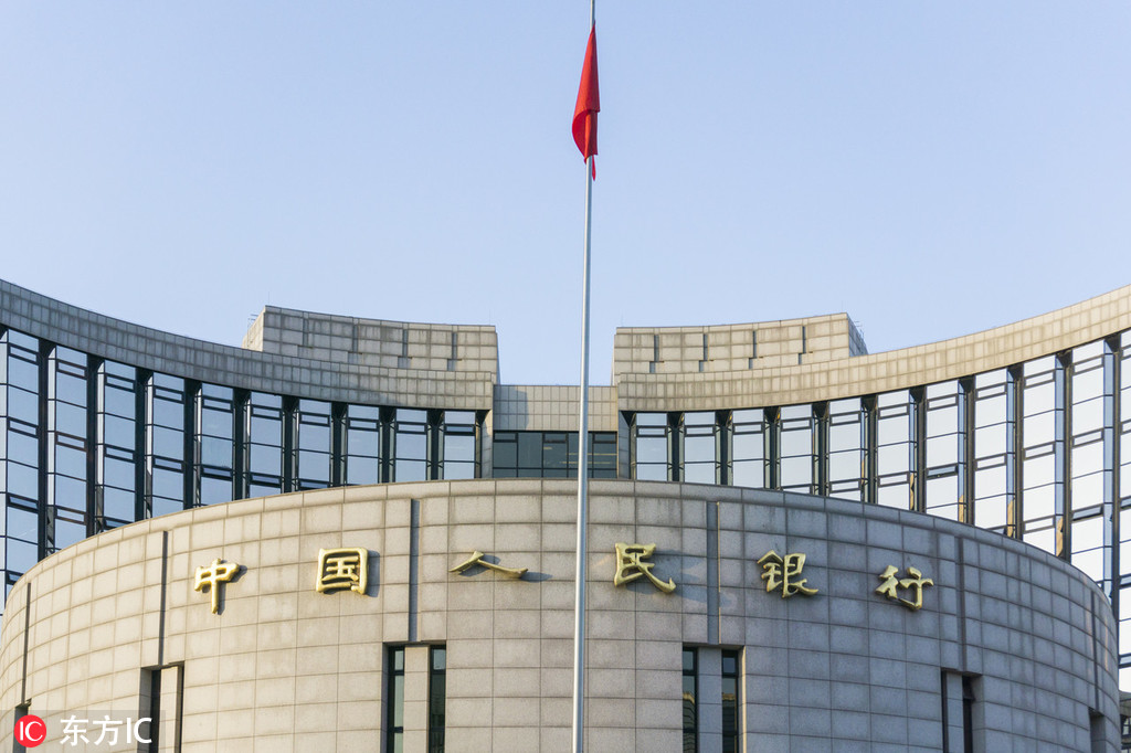 Image result for China's central bank
