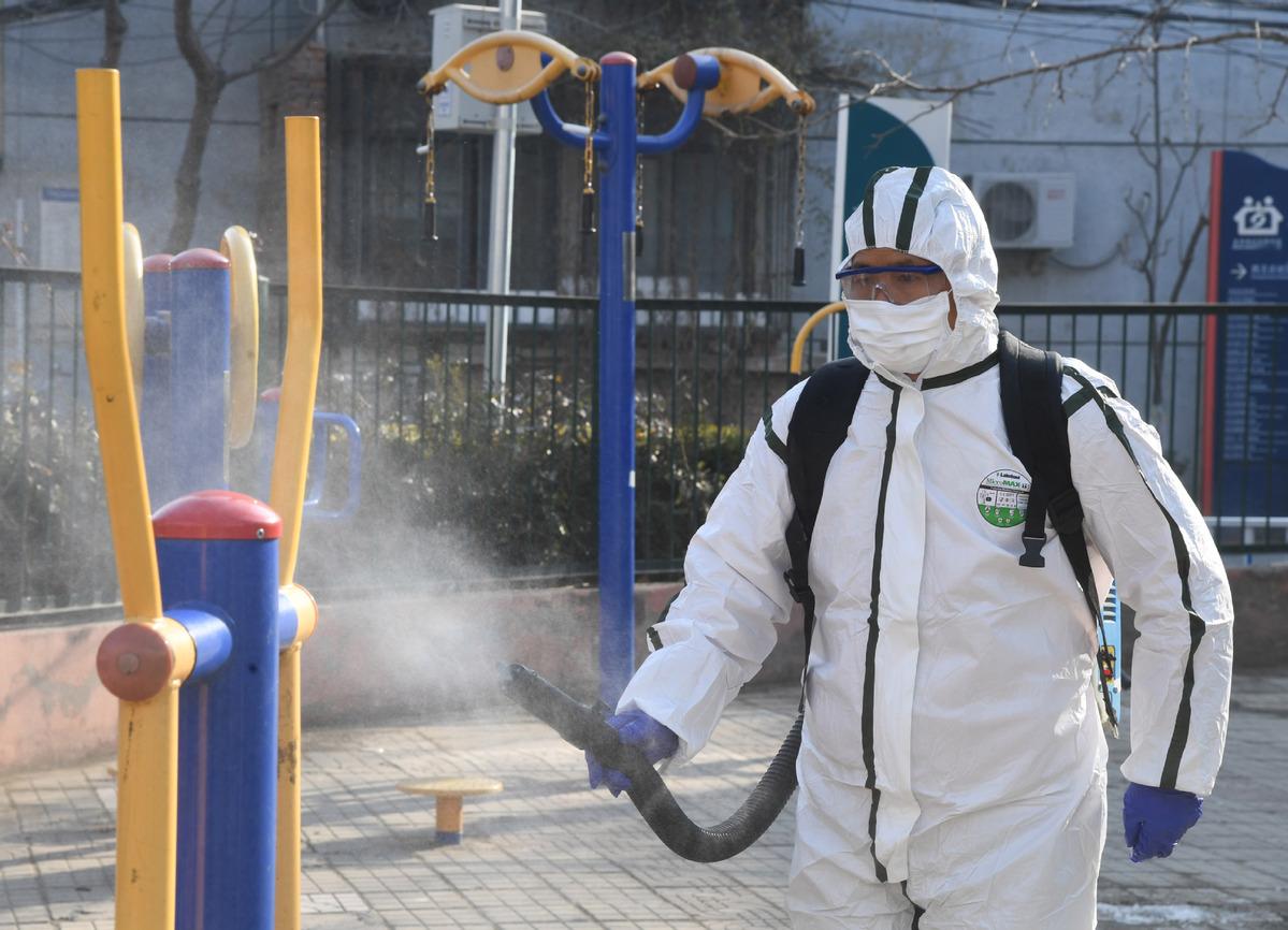 Beijing adds 9 new coronovirus cases