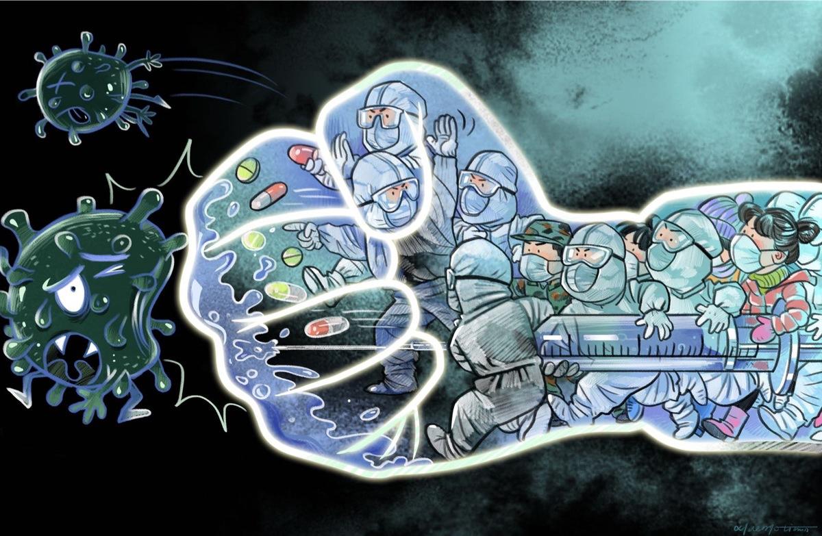 Foreign Ministry calls for united global effort against novel coronavirus -  Chinadaily.com.cn
