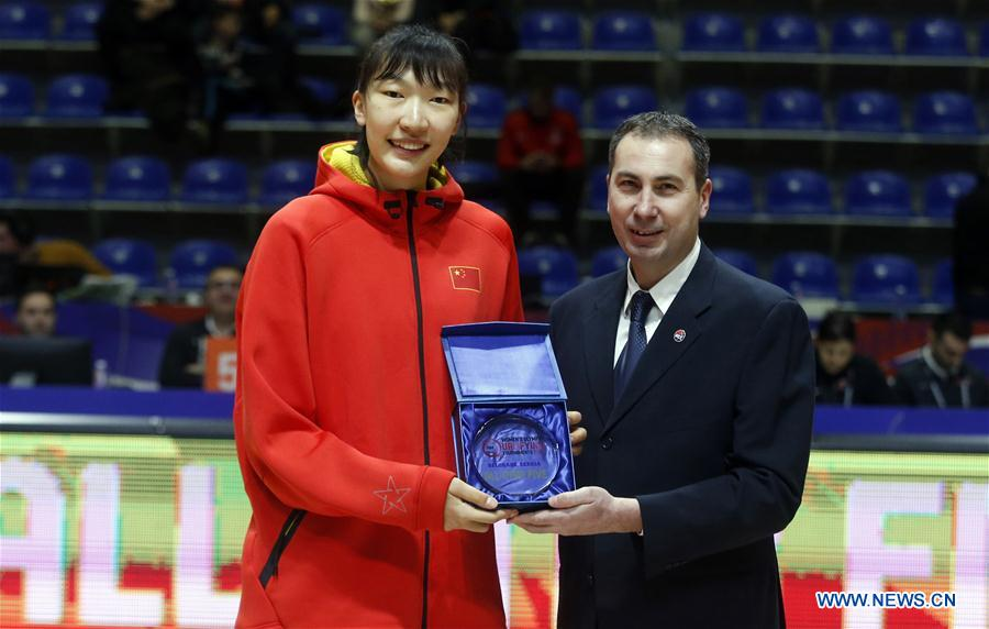 Difficulites Stimulate Young Chinese Women's Basketball Team to Mature