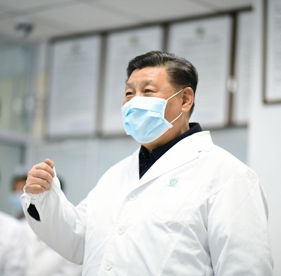 Virus control, development balance sought - Chinadaily.com.cn