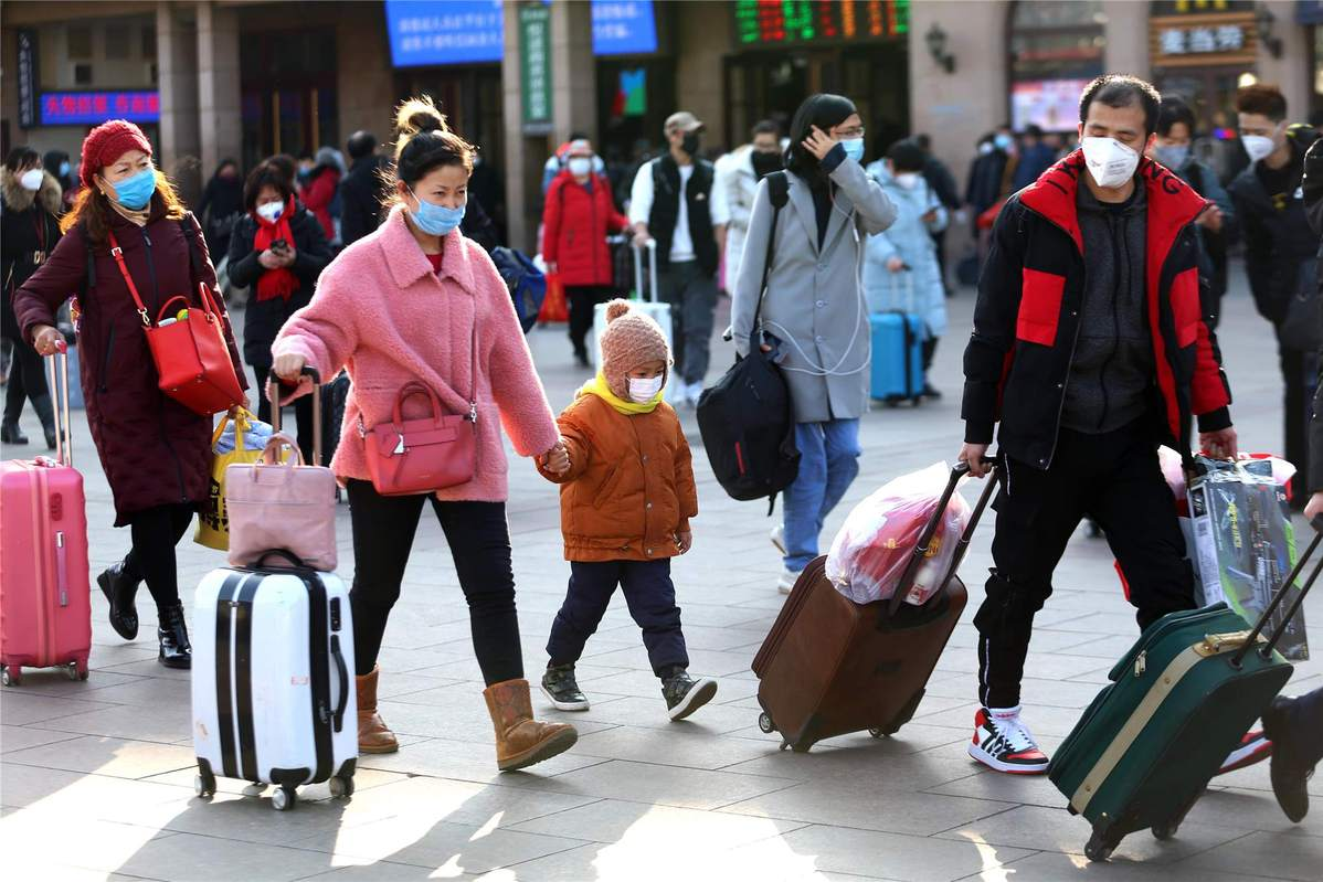 No return travel peak expected as holiday to end soon
