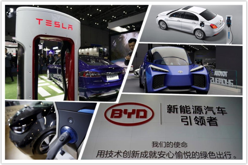 Top 10 best-selling electric vehicle makers