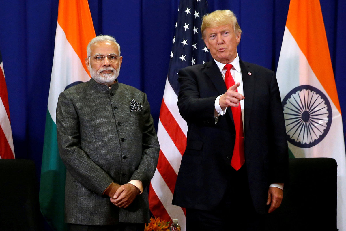 Image result for Trade deal unlikely during Trump's India visit