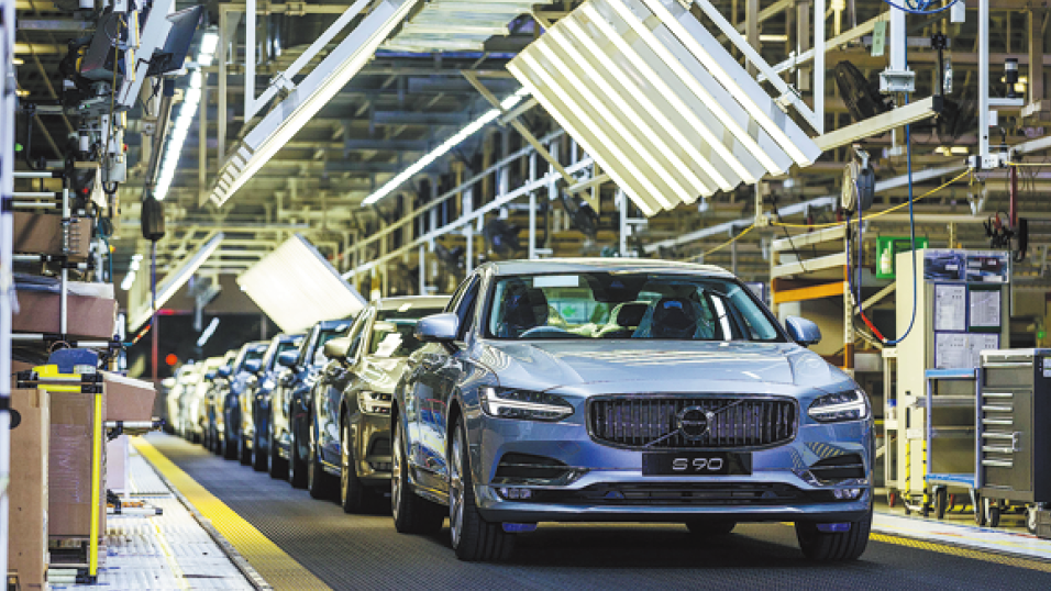 Volvo Cars thriving after 10 years of Geely ownership - Chinadaily.com.cn
