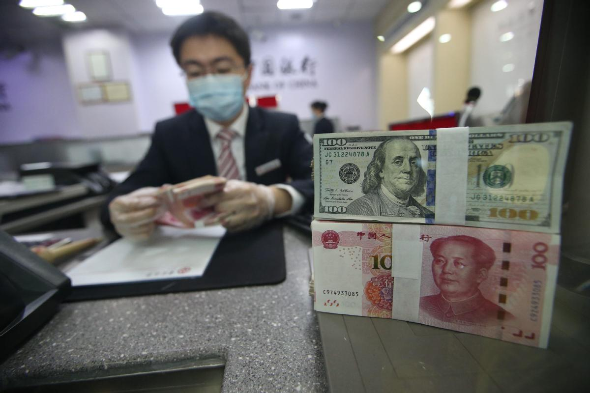 China S Foreign Exchange Reserves Fall