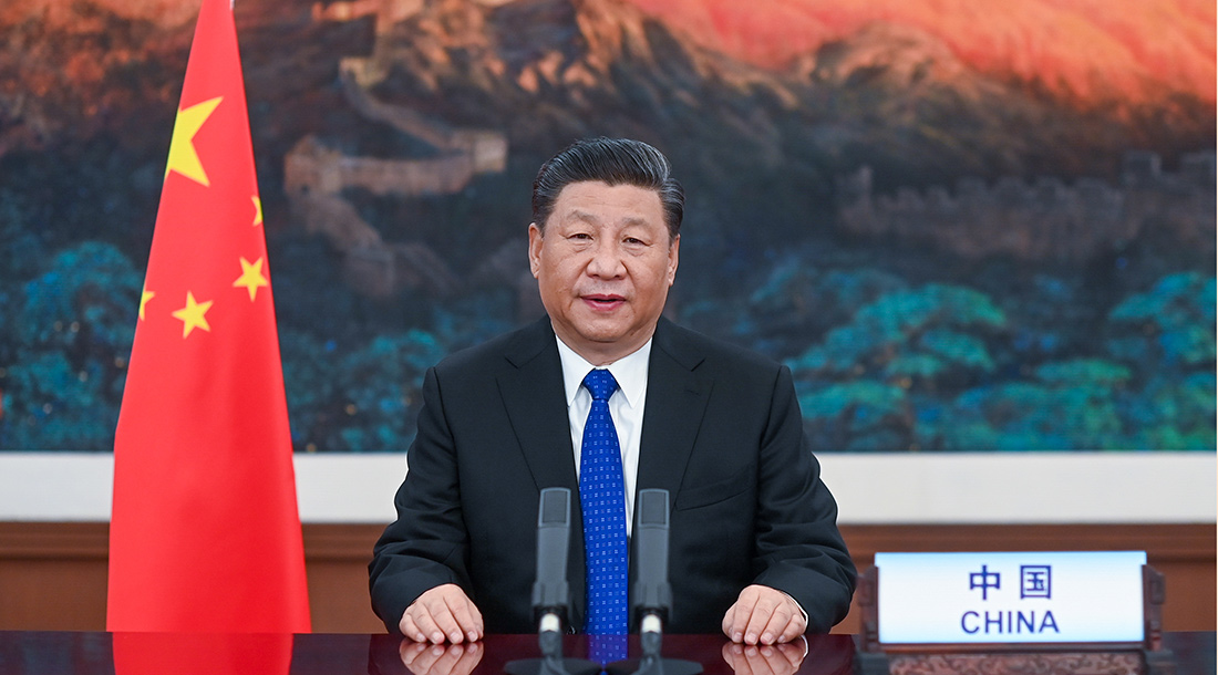 Xi: China to share vaccine with world - Chinadaily.com.cn