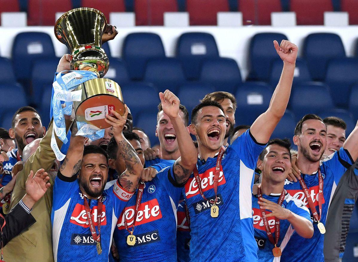 Napoli beats Juve 4-2 to win Coppa Italia trophy - Chinadaily.com.cn
